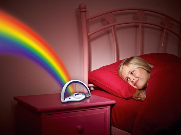 Brainstorm Toys My Very Own Rainbow Light Projector