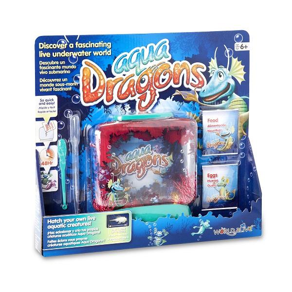 Aqua Dragons Underwater World Multi