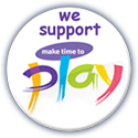 We Support Make Time To Play